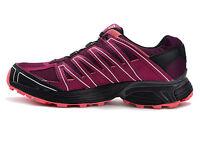 Laufschuh Sportschuh Damenschuh Salomon XT Taurus W, Damen, Bordeaux, Größe 36