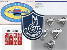 Campagnolo C-Record, Super Record Catalog collection  1951 to 2019