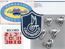 Campagnolo C-Record, Super Record Catalog collection  1951 to 2019