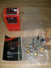 MEC BEC-1 aktive Bass Electronic Circuit Warwick professional bass guitar neu !