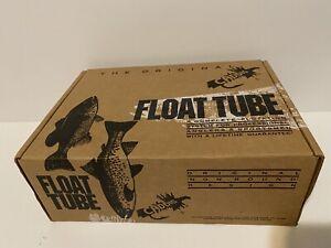 The Original Caddis Float Tube Flotation System for Anglers & Sportsmen
