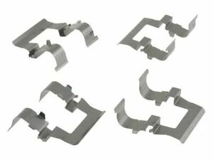For 1991-1992 Eagle 2000 GTX Brake Hardware Kit Front Raybestos 79374XS AWD