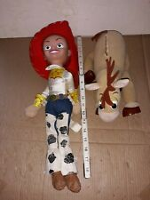 "Toy Story Dolls - Jessie and Bullseye 19"""