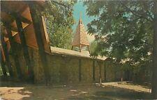 North Webster Indiana~Epworth Forest~Prayer Chapel~1950s Postcard