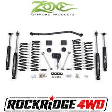 "Zone 4"" Suspension Lift Kit 07-18 Jeep Wrangler JK 2 Door Rubicon/Non Rubicon"