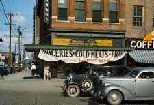 Lincoln Nebraska 1942b A4 Photo Print