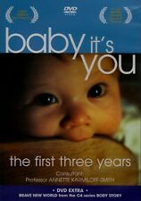 Baby It's You. The first three years. New sealed DVD