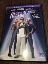 Galaxy Quest (Dvd, 2000, Widescreen) used movie