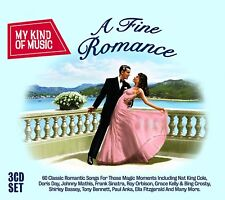 My Kind Of Music-A Fine Romance 3-CD Box Set NEW SEALED Kay Starr/Brenda Lee+