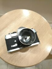 Nice Minolta SR-1  35mm Camera With Auto Rokkor-PF 1:1.8 F=55mm Lens 2492311