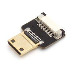 Mini HDMI tipo C enchufe, precisamente, para DIY cable HDMI adaptador FPC Ribbon