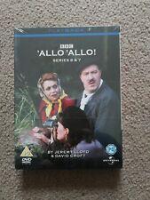 'Allo 'Allo - Series 6 And 7 - Complete (DVD, 2008, 3-Disc Set, Box Set)