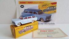Dinky Toys Atlas - Fiat 1800 Familiale