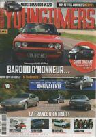 YOUNGTIMERS 114 GOLF 1 GTI 1800 MERCEDES S600 L W202 309 GTI 16 XM V6 605 SV 3.0