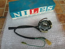 DATSUN 510 BLUEBIRD TURN SIGNAL WINKER SWITCH NOS NILES JAPAN