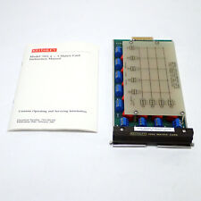 KEITHLEY 7052 4x5 MATRIX SWITCHING CARD, 3 POLE CONFIG for 7001 & 7002 MAINFRAME