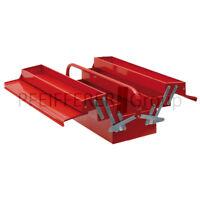 Werkzeugkasten 530 x 200 x 200 mm Werkzeugkiste Metall robust