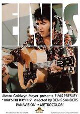 Elvis PRESLEY POSTER 7-a3 Taglia 297x420mm + un poster gratis a sorpresa-UK Venditore