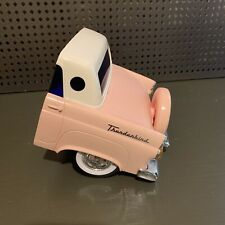 1950's Pink Beetland Ford Thunderbird toilet paper holder vintage rare