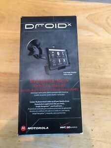 Droid x Navigation/Music mount New In Box