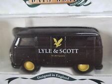 Lledo DG73018, VW Volkswagen Kombi TRANSPORTER FURGONE, Lyle & Scott Vintage