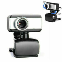 2.0 HD Webcam PC Digital USB Camera Web Video Recording with Microphone Laptop