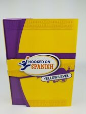 Hooked on Spanish Yellow Level Ages 4-6 Educational Home School Material Numbers