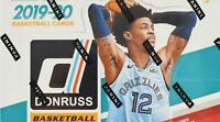 2019-20 Donruss Complete Players Insert Set Single NBA Basketball Sports Cards