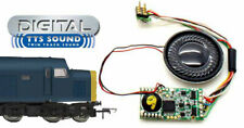 Hornby R8119 TTS Sound Decoder - Class 40 8 Pin with Speaker NOW DISCONNECTED