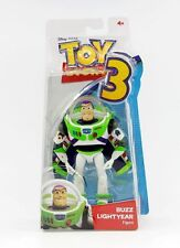 100% Disney Pixar Mattel Buzz Lightyear wing Toy Story 3 Action Figure