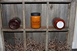 Crossroads Candles 26 oz. Jar **Buttered Maple Syrup**