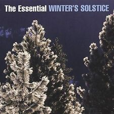 Various Artists-The Essential Winter`S Solstice  CD NEW