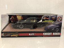 Knightrider KITT 1982 Pontiac Firebird Working Light 1:24 Jada 30086