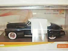 GLM Models 1941 Cadillac Series 62 Convertible Coupe