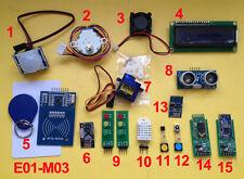 Rs-Pi EDU Learning Kit - V2 M03 Module set for Raspberry Pi B+ B2