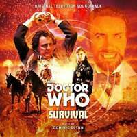 Glynn, Dominic - Doctor Who - Survival Original Neuf CD