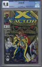 X-Factor # 66 CGC 9.8