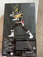 Power Rangers Lightning Collection MMPR Dragon Shield Black Ranger Walgreens NEW