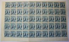 Canada #274, MNH OG Sheet Of 50, Folded & Will Ship Folded, Bell, L.L. Plate #1