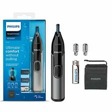 Philips Series 3000 Battery-Operated Nose, Ear and Eyebrow Trimmer -