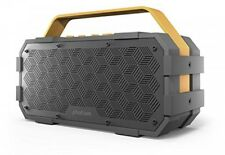 Photive M90 Portable Waterproof Bluetooth Speaker with Built In Subwoofer. 20