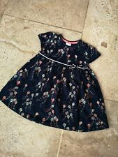 New Jasper Conran Kite Print Jersey Dress 9-12 Months