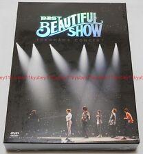 New BEAST B2ST BEAUTIFUL SHOW YOKOHAMA CONCERT DVD Booklet Japan F/S TCED-1675