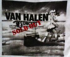 """Vintage """"Van Halen In Concert"""" (Sold Out} Tee Shirt"""