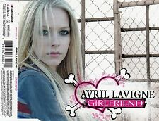 Avril Lavigne: Girlfriend/2 TRACK-CD (Sony/BMG 2007)