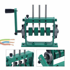 Manual Wire Stripping Machine 3 Blades Cable Peeling Stripper Machine 1 32mm