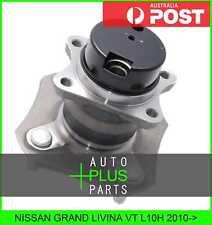 Fits NISSAN GRAND LIVINA VT L10H Rear Wheel Bearing Hub