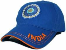 FAS Men's Team India Cricket Supporter Cap (Multicolour)