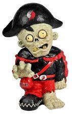 Portland Trail Blazers Team Zombie Figurine [NEW] NBA Resin Figure Garden Gnome