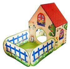 Kinder Spielhaus * Gartenhaus  * Gartenzelt * Bällehaus *  Kinderzelt
